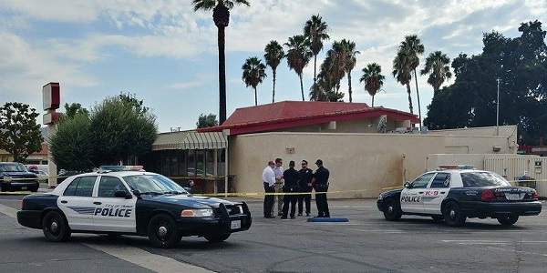 "BREAKING: HEMET: Officials investigating after woman's ""badly decomposed"" body found behind businesses"