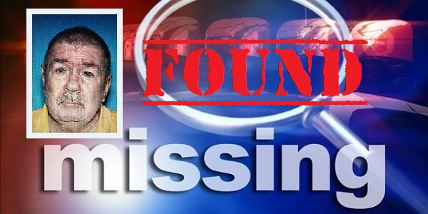 """UPDATED: NORCO: Missing, """"at-risk"""" 76-year-old found safe after wandering into random home"""