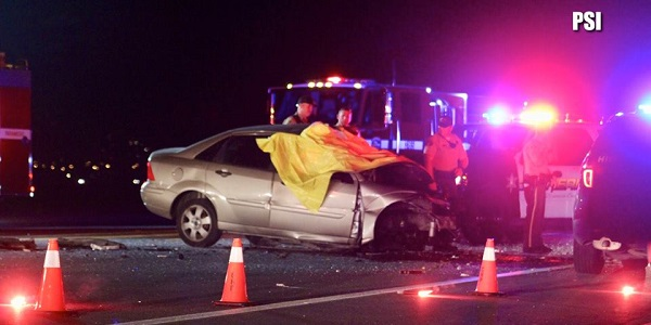 UPDATED: CHP releases details about fatal head-on crash that killed SJ man, 28