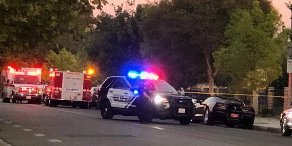 BREAKING: Officials at scene of Hemet stabbing, search for 2 men ongoing