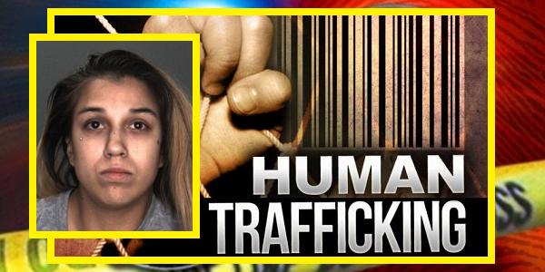 Hemet woman charged with human trafficking