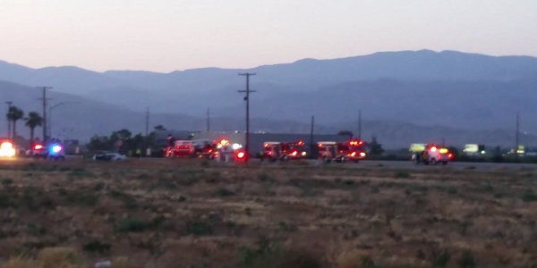 Street race ends in two deaths - Victims, 75 & 74, ID'd