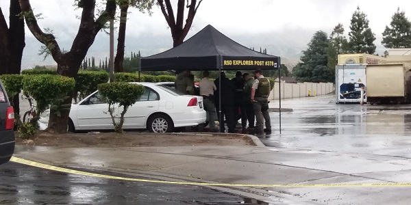 BREAKING: Body found inside car behind Valle Vista shopping center
