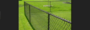 Chain Link or Temporary Fences