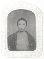 Portrait of John Swanton, Civil War veteran