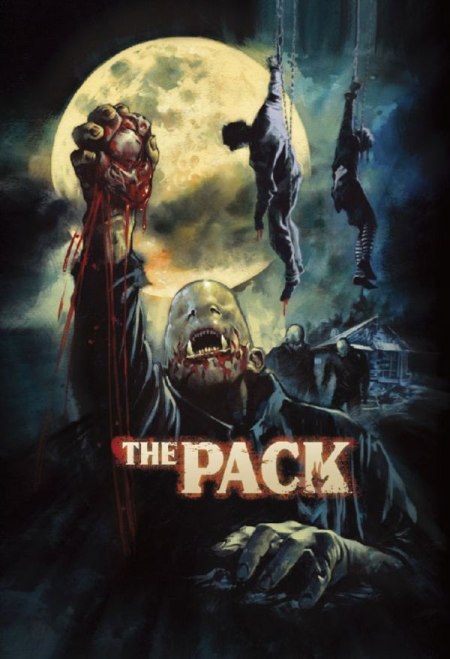 La Meute (The Pack) Poster art work