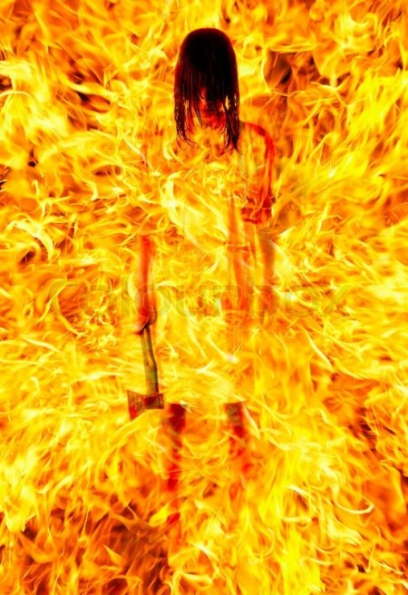 2146853-girl-with-an-axe-in-a-fiery-flame