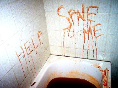 bloody_walls_by_SIN_faye_Stock