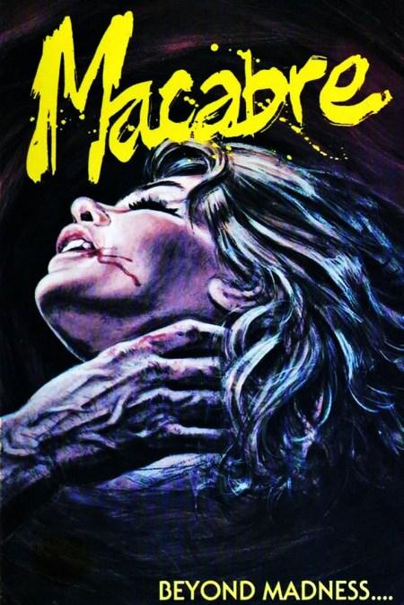 Macabre US Mogul VHS