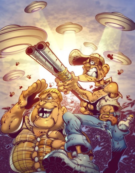redneck_rampage_by_wagnerf