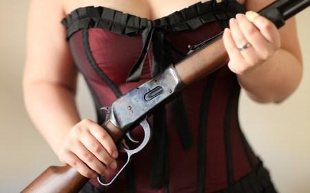 rifle-girl-gun
