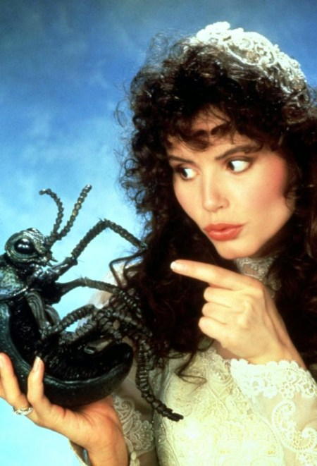 21 Geena Davis, Beetlejuice, 1988