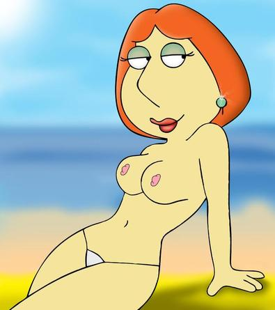 Lois-Griffin-Naked