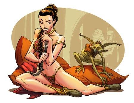 princess_leia_slave_by_onikaizer-d6qle1v