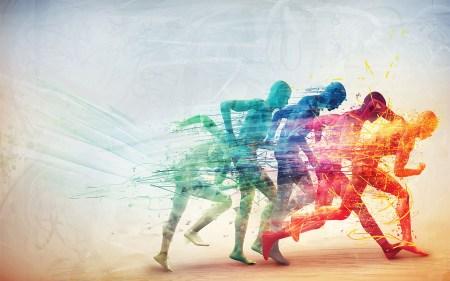 Running-Art