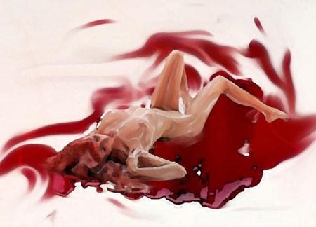 blood-bath-tbone-oliver