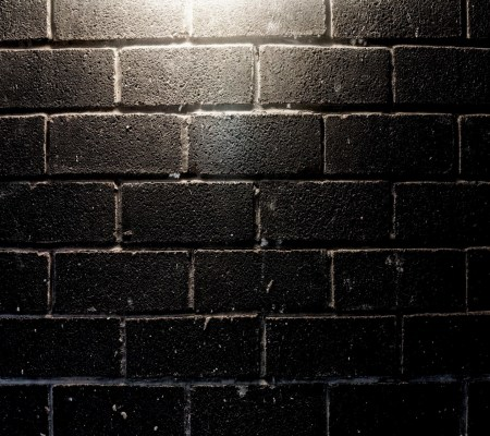 Black Brick Wall_3