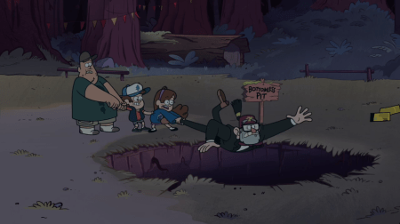 S1e14_getting_pulled_into_bottomless_pit