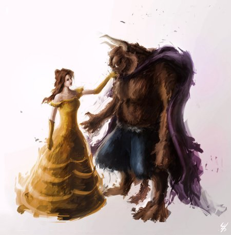 beauty_and_the_beast_by_johnathansung-d2zqf9r