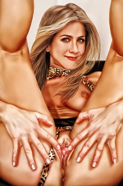 Jennifer-Aniston-porn