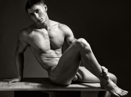 THE MALE NUDE 21