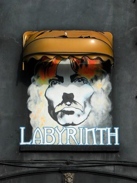Labyrinth by Daniel 2005