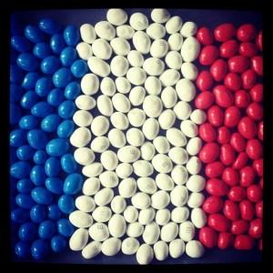 vive-la-france-flag-made-from-mms-rob-jewitt