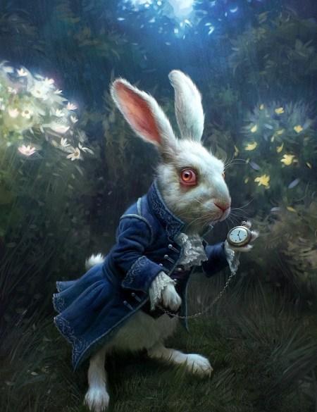 Alice___White_Rabbit_by_michaelkutsche
