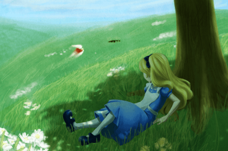 Alice_ChI_Down_the_Rabbit_Hole_by_kanmi