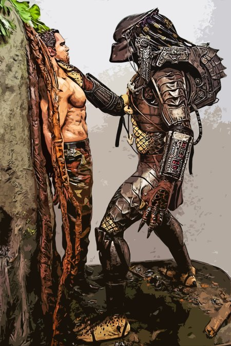 comic_art_predator_attacca_swarzy_al_muro_by_cainos1976-d89fltx