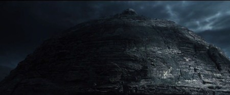 Prometheus Alien Pyramid