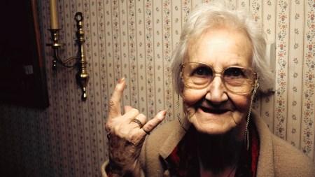 Rock-on-Granny