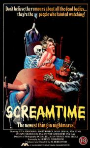 screamtime cover