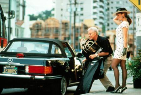 L. A. STORY, Steve Martin, Marilu Henner, 1991