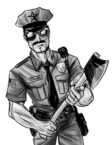 axe_cop_sketch_by_ninjamonkeyboyx-d34ohjl