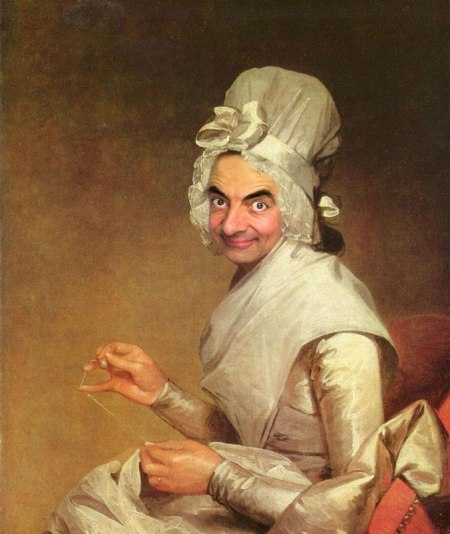 rodney-pike-photoshop-mr-bean-into-famous-paintings-4