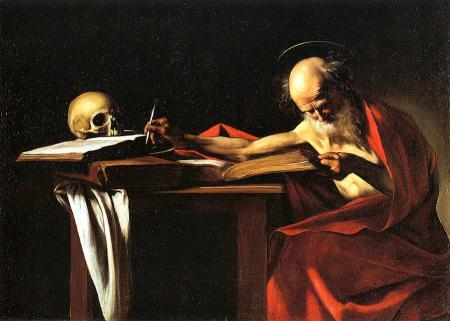 saint-jerome-writing-caravaggio-
