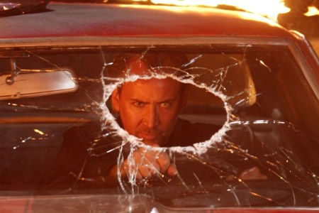 NICOLAS CAGE stars in DRIVE ANGRY 3D