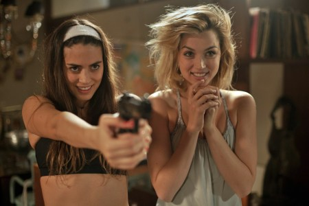 Lorenza-Izzo-and-Ana-De-Armas-in-Knock-Knock
