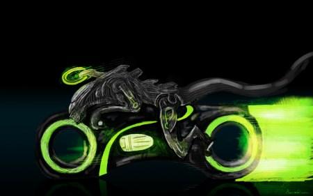 Aliencycle