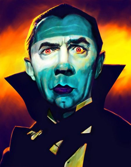 Mark Hammermeister Dracula Gogos Colors