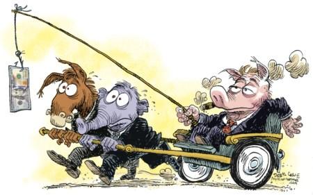 Politics-Corruption-Cartoom