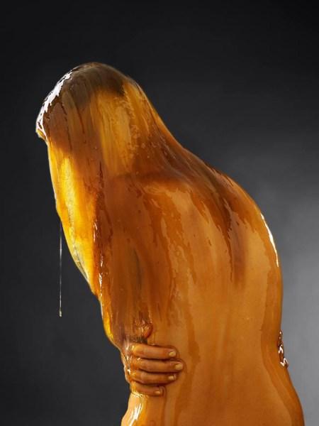 blake-little-honey-covered-humans-preservation-designboom-07
