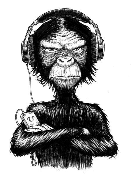 book-illustration-monkey-hear-no-evil