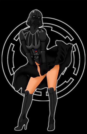 Darth-Vader-Pinup-Phone-Skin