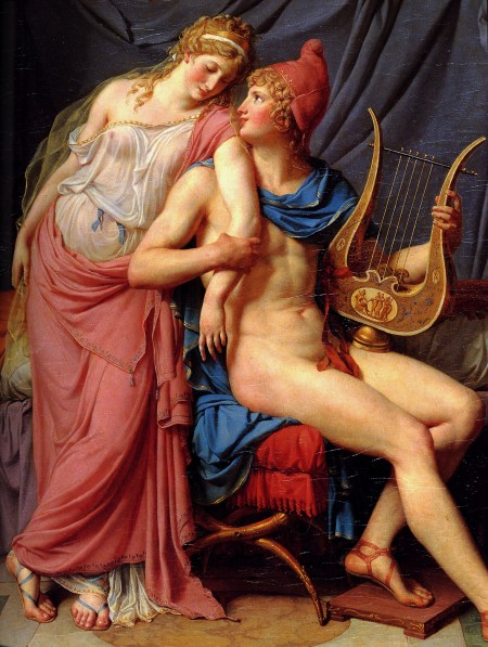 David-Jacques-Louis-The-Courtship-of-Paris-and-Helen-detail1