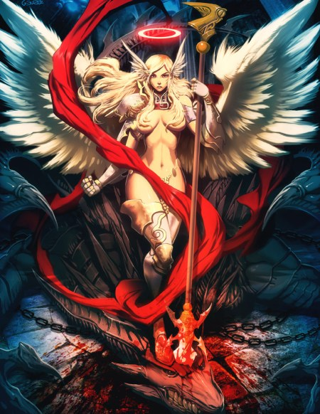 devil_killing_angel_by_genzoman-d3ed8gi