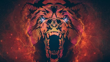Grizzly-Bear-Art