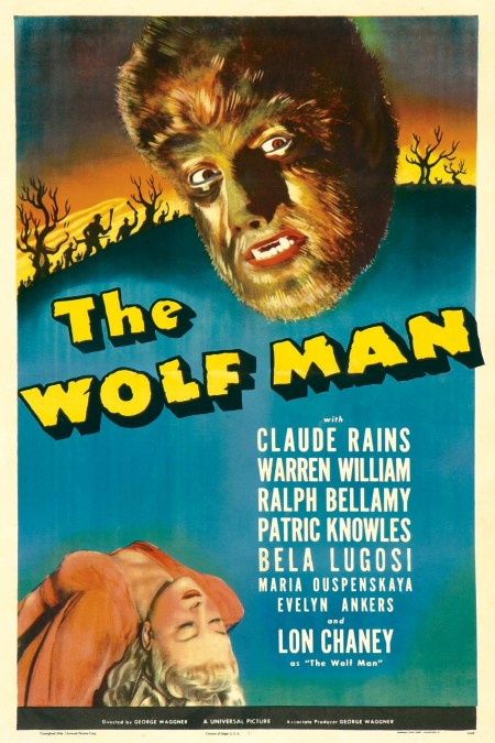 Poster - Wolf Man, The (1941)_01