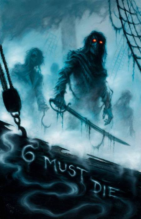 Six Must Die by Mark Covell